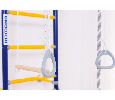 Шведская стенка ROMANA Next Top (01.21.8.06.490.03.00-24) синяя слива, фото 7