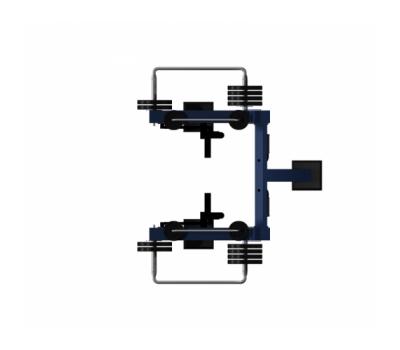 Отведение бедра стоя с изменяемой нагрузкой, фото 3