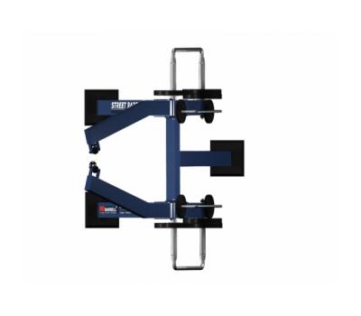 Веревочная вертикальная тяга стоя с изменяемой нагрузкой, фото 2