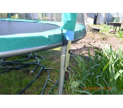 """Батут с защитной сеткой """"Trampoline 10"""" футов, 3,0 м (батуты), фото 3"""
