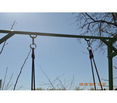 Качели-гнездо 100 см, фото 3
