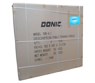 Стол теннисный DONIC Tornado-4 всеп. зеленый, фото 3