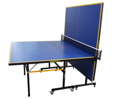 Стол теннисный DONIC TOR-SP 4 мм всеп. синий, фото 2