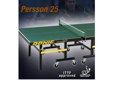 Теннисный стол DONIC PERSSON 25 GREEN (без сетки), фото 3