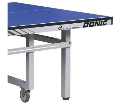 Теннисный стол DONIC DELHI 25 BLUE (без сетки), фото 3