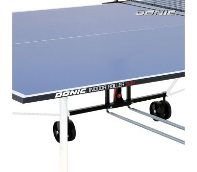 Теннисный стол DONIC INDOOR ROLLER SUN BLUE 16мм, фото 2