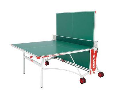 Теннисный стол OUTDOOR ROLLER DE LUXE зеленый, фото 2