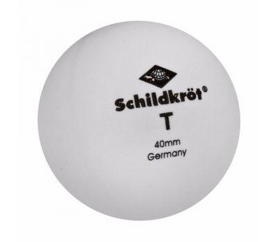Мячи Donic-Schildkrot 618191 Мячи 1T (6шт.) белый,    НОВИНКА, фото 2
