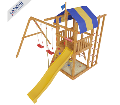 Детская площадка Самсон Аляска, фото 3