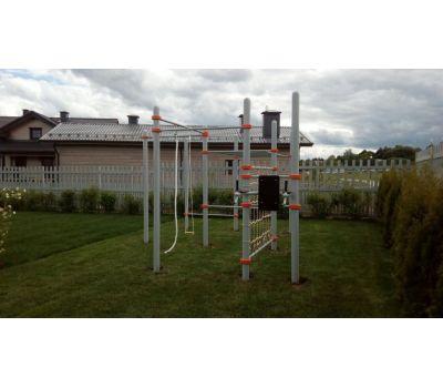 Спортивный комплекс для подготовки к сдаче норм ГТО 3 Air-Gym YSK82, фото 6