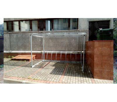 Парковка для велосипедов с навесом Stolz, фото 2