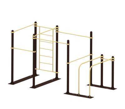Мобильный комплекс для Воркаут Air-Gym Стандарт-7, фото 2
