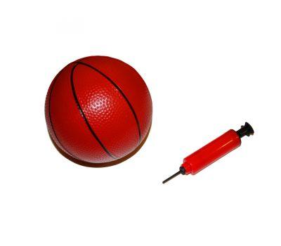 Набор детский баскетбольный мяч с насосом BS01542, фото 1