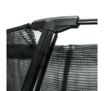 Батут DFC KENGOO 16 футов (488 см) внутр.сетка, лестница, оранж/черн (3 кор), фото 4
