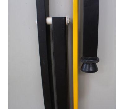 Стол теннисный DONIC TOR-SP 4 мм всеп. синий, фото 4