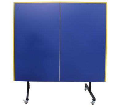 Стол теннисный DONIC TOR-SP 4 мм всеп. синий, фото 7