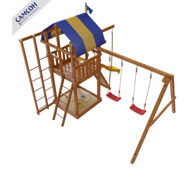 Детская площадка Самсон Аляска, фото 4