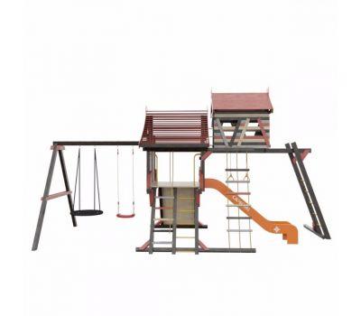 Детская игровая деревянная площадка ХИЖИНА КОРСИКА Самсон, фото 3