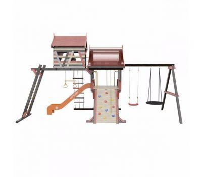 Детская игровая деревянная площадка ХИЖИНА КОРСИКА Самсон, фото 4