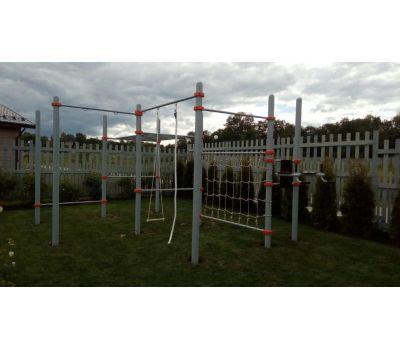 Спортивный комплекс для подготовки к сдаче норм ГТО 3 Air-Gym YSK82, фото 7