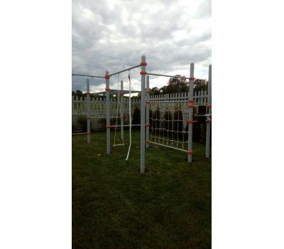 Спортивный комплекс для подготовки к сдаче норм ГТО 3 Air-Gym YSK82, фото 8