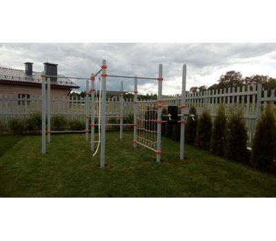 Спортивный комплекс для подготовки к сдаче норм ГТО 3 Air-Gym YSK82, фото 9