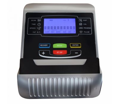 Эллиптический тренажер DFC E8711HP электромагн., фото 5