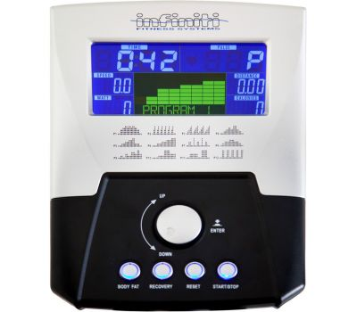 Эллиптический тренажер INFINITI VG30 электромагн., фото 2