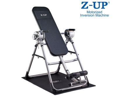 Инверсионный стол Z-UP 3, 220В, Корея, серебряная рама, черная спинка, фото 2