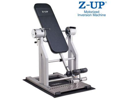 Инверсионный стол Z-UP 2S, 220В, Корея серебряная рама, черная спинка, фото 1