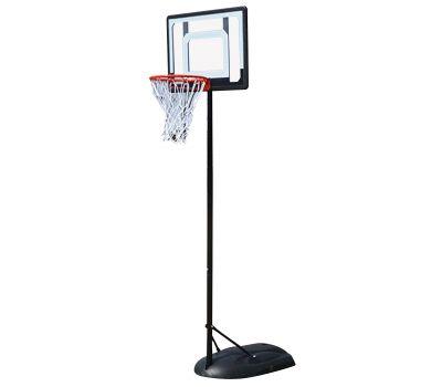 Мобильная баскетбольная стойка DFC KIDS4 80x58cm (полиэтилен), фото 2