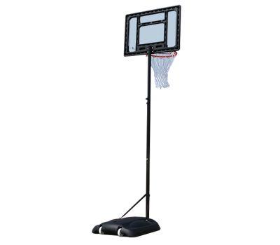 Мобильная баскетбольная стойка DFC KIDS4 80x58cm (полиэтилен), фото 3