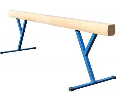 Бревно гимнастическое ZSO 3 м постоянной высоты 700 мм, фото 1