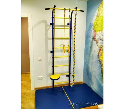 Спортивный комплекс Пионер С1Н зелено/жёлтый, фото 8