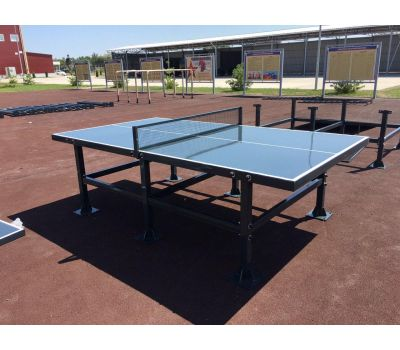 Антивандальный теннисный стол AIR-GYM, фото 4