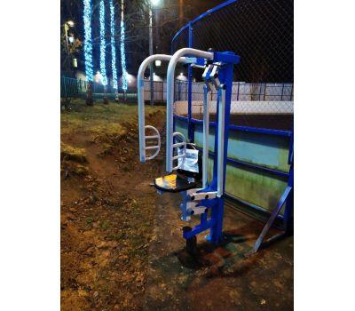 Уличный тренажер баттерфляй  Air-Gym YT33, фото 11