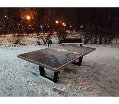 Теннисный стол START LINE City Strong Outdoor с сеткой, фото 5