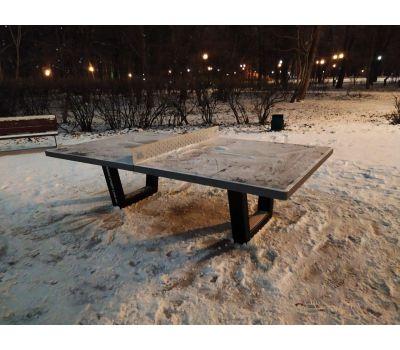 Теннисный стол START LINE City Strong Outdoor с сеткой, фото 4
