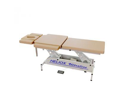 Массажный стол с электроприводом Heliox F1E3c, фото 11