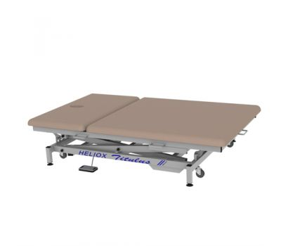 Широкий массажный стол Титулус 2 секции - Стол Войта-Бобата Heliox XV2, фото 4