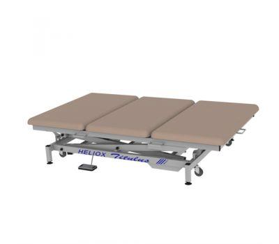 Широкий массажный стол Титулус 3 секции - Стол Войта-Бобата Heliox XV3, фото 4