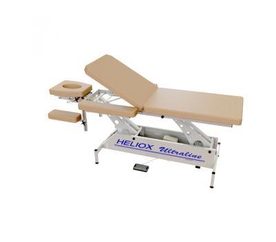 Массажный стол с электроприводом Heliox F1E3c, фото 6