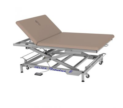 Широкий массажный стол Титулус 2 секции - Стол Войта-Бобата Heliox XV2, фото 1