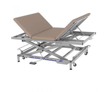 Широкий массажный стол Титулус 3 секции - Стол Войта-Бобата Heliox XV3, фото 1