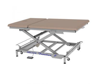 Широкий массажный стол Титулус 2 секции - Стол Войта-Бобата Heliox XV2, фото 3