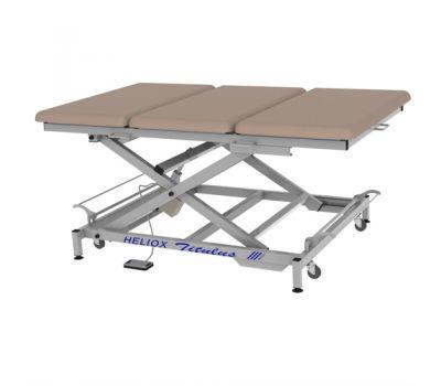 Широкий массажный стол Титулус 3 секции - Стол Войта-Бобата Heliox XV3, фото 3