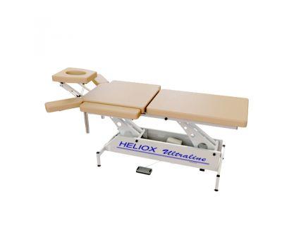 Массажный стол с электроприводом Heliox F1E3c, фото 10