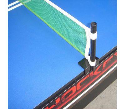 Игровой стол DFC Columbus аэрохоккей/теннис 2 в 1, фото 3