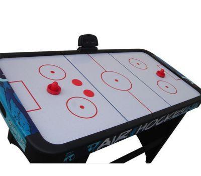 Игровой стол DFC Blue Ice Pro аэрохоккей, фото 3