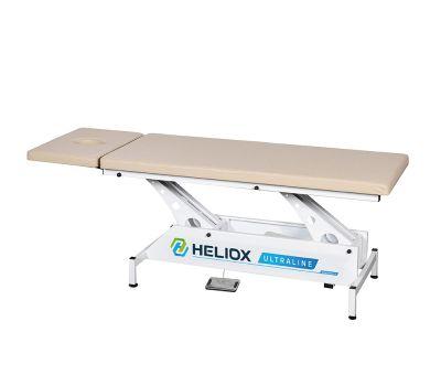 Массажный стол с электроприводом Heliox F1E22, фото 4